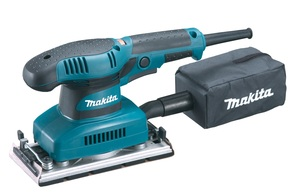 LIXADEIRA ORBITAL MAKITA 190W 127V C-REGULAGEM