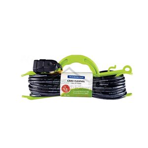 EXTENSAO ELETRICA TRAMONTINA 20MT CABO PP 1,5MM