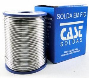 ESTANHO SOFT AZUL 500G 60X40 1,5MM