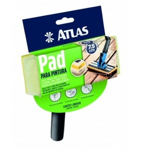 PAD DE PINTURA ATLAS AT750/90 P-MADEIRA